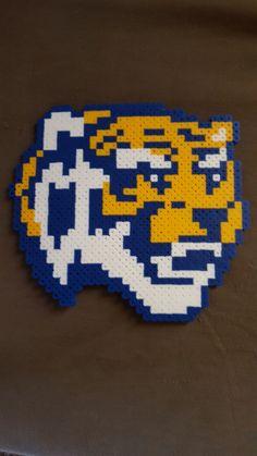 Memphis Mascot (special order from kezicraftycrafts.com)