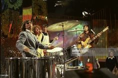 Keith Moon, Roger Daltrey, Pete Townshend, John Entwistle - performing on 'Pop Go The Sixties!' TV show
