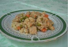 17 puha és zamatos rizses hús | NOSALTY Hungarian Recipes, Hungarian Food, Falafel, Risotto, Potato Salad, Potatoes, Chicken, Meat, Ethnic Recipes