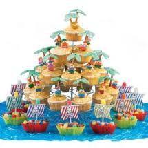 pirates cupcakes