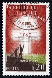Resultado de imagem para The Cross of Lorraine stamps