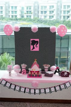 S party ideas barbie themed birthday party ideas, planning. 60th Birthday, Birthday Party Themes, Girl Birthday, Happy Birthday, Barbie Birthday Party Games, Birthday Cakes, Princess Birthday, Princess Party, Barbie Theme Party