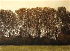automne VIII-huile sur toile 180 x 250 hanvier 2013 Benoit Trimborn