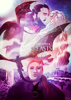 lustration made on the occasion of episode of Game of Thrones, Winterfell Nothing lasts Throne, Iron Throne, Artist, Photo Canvas, Anime, Steven Universe Fanart, Digital Artist, Fan Art, Game Of Thrones Art