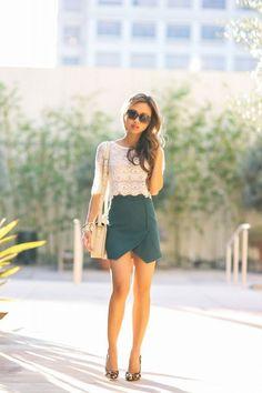 10 Fashion Tips for Petite Women | herinterest.com