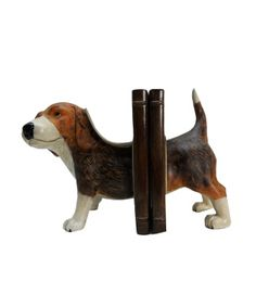 Carraig Donn Book Ends / Book Stoppers. Dog Design. Perfect for your ...
