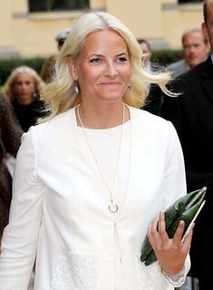 Princess Mette-Marit Photos - 10th Anniversary for Haakon and Mette-Marit - Zimbio