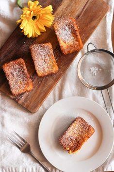 Whole Orange Cakes - Liliana Battle