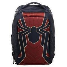Avengers: Infinity Avi Iron Spider Built Up Laptop Backpack Backpack Outfit, Men's Backpack, Marvel Universe, Avengers Costumes, Ultimate Marvel, Marvel Clothes, Iron Spider, Avengers Infinity War, Laptop Bag