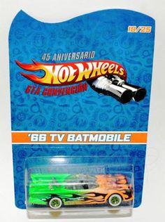 Hot Wheels Convention '66 TV Batmobile