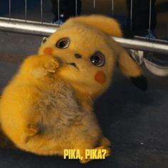 Me to my problems 😂 pokemon detectivepikachu pikachu movie instamovie moviescenes stressreliever Pokemon Gif, Pokemon Memes, Pokemon Fusion, Pokemon Cards, Pikachu Pikachu, Pikachu Kunst, Cute Pokemon Wallpaper, Cute Disney Wallpaper, Cute Cartoon Wallpapers