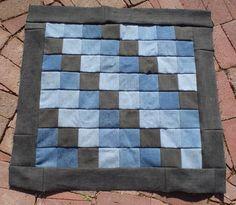 denim squares