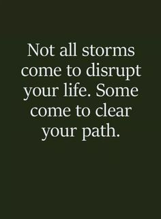 Blessing in disguise!! You may not understand how the storm is good for you until you reach the point where you can connect all dots together.  Whatever happens, is either necessary for good to come or is just there to give you a lesson. #muselot #bethemuse #positivity #inspirational #motivational #inspirationalquotes #inspiring #quotes #life #lifequotes #motivate #inspirationallifequotes