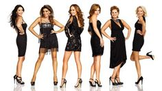 Real Housewives of Melbourne, like a car crash, I can't look away.