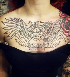 The tattooing world has very few favorites. Phoenix bird is one of them. Do you know where this interesting picture comes from? What is the symbolic significance of this awesome picture? Tattoos For Guys, Cool Tattoos, Phoenix Bird Tattoos, Colors Of Fire, Red Words, Just Beauty, Bird Design, Meaningful Tattoos, Easy Drawings