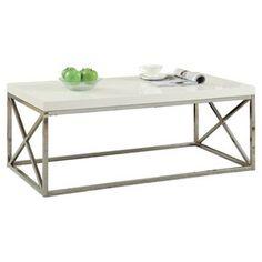 Monarch Specialties Inc. Coffee Table I