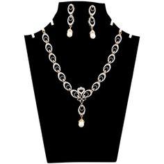 Designer Curves Necklace