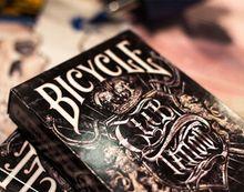 Bicycle - Club Tattoo Deck
