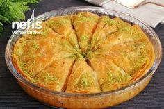 Ağızda Dağılan Burma Baklava - Nefis Yemek Tarifleri Baklava Cheesecake, Iftar, Apple Pie, Pasta, Homemade, Desserts, Food, Tailgate Desserts, Deserts