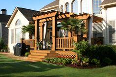 :: Innovative Outdoors   Decks & Arbors ::