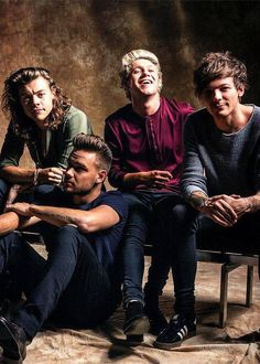 My fav. boys in the world. #OneDirection #Directionernote