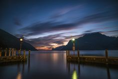 #Garda #lake #Italy #most #beautiful #sunset