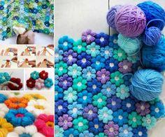 Flower Free Crochet Pattern