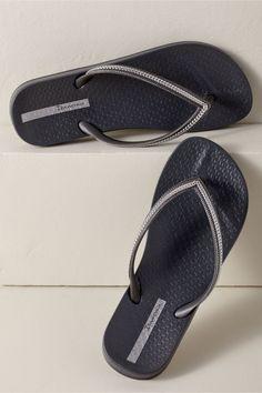 5c901871d276 BHLDN s Ipanema Flip-Flop Sandals in Grey Ipanema Flip Flops