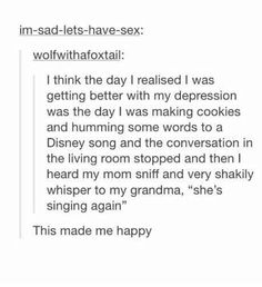 I reread this 3 times and it made me lightly cry omg this is amazig Tumblr Stuff, Tumblr Posts, Make Me Happy, Make Me Smile, All Meme, Disney Songs, Faith In Humanity Restored, Some Words, Give It To Me