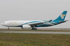 Oman Air Airbus A330-200