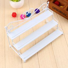 Do it yourself homemade nail polish rackstand tutorial get 3 tier metal heart shape nail polish holder display wall table rack organizer ebay solutioingenieria Gallery