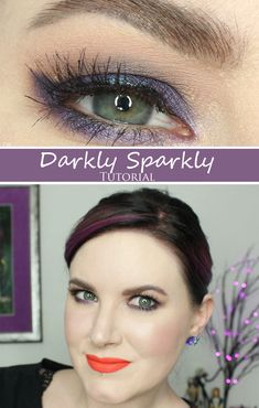 Phyrra brings you a purple tutorial perfect for hooded eyes featuring Darling Girl, Notoriously Morbid, Urban Decay and Colour Pop Cosmetics. This is a quick and easy to follow tutorial anyone can wear!