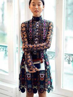 Vestido Vitral
