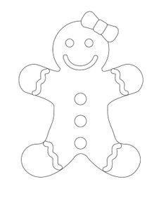 Lil miss gingerbread