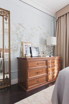 Интерьер квартиры в Москве, навеянный любовью к французскому дизайну | Пуфик - блог о дизайне интерьера