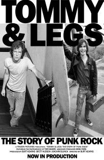 Tommy & Legs Movie Release Date : 2nd Mar 2013,  Genere : Documentary, Cast: Legs McNeil, Tom Hearn