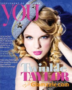 taylor swift magazine covers | Taylor Swift – Magazine Cover Page Collection