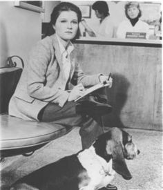Kate Mulgrew as mrs Columbo in Columbo Spin Off, here with Basset Whitefang. Mrs Columbo, Kate Mulgrew, Cop Show, Star Trek Voyager, Great Love Stories, Orange Is The New Black, Basset Hound, Pop Culture, Dramas
