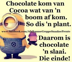 ... Minions, Afrikaanse Quotes, Some People Say, Funny Quotes, Health Fitness, Jokes, Wood Art, Wings, Inspiration