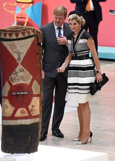 King Willem-Alexander and Queen Maxima Visit Australia – Last Day
