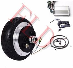 """120.00$  Buy now - http://ali145.worldwells.pw/go.php?t=32673971876 - """"6"""""""" 36v  350W electric scooter motor kit    electric scooter conversion kit    electric motor for wheelchair """" 120.00$"""