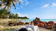 Beachfront Relaxation