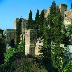 Malaga ~ Alcazaba