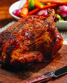 Rotisserie Chicken This recipe was created for the Emeril Lagasse Power AirFryer 360 by Tristar. Air Fryer Oven Recipes, Air Fry Recipes, Garlic Chicken Recipes, Cooking Recipes, Beef Recipes, Easy Recipes, Healthy Recipes, Delicious Recipes, Recipies
