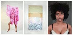 """tameka Norris nap 99 pg 173 Norris was listed as one of """"24 Artists to Watch in 2013"""" by Modern Painters Magazine[1] and included in New American Painting Magazine's MFA Annual in 2012.[2] In 2010 she participated in a two person show for Prospect New Orleans 1.5 and in 2011 in Prospect 2, both curated by Dan Cameron"""