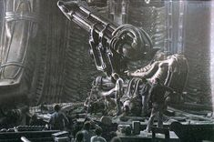 giger interior - Google Search