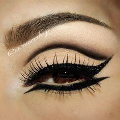 Eye liner Makeup Tutorial - Makeup Geek