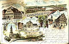 Eppingen – Wikipedia Paris Skyline, Painting, Travel, City Government, Human Settlement, Communities Unit, Viajes, Painting Art, Paintings