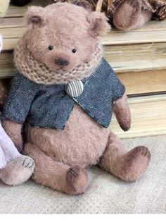 Wenty Tiny bear By Anna Bratkova - Bear Pile