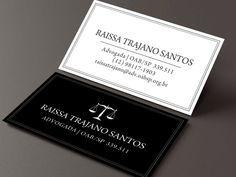 Cartão de Visita Advogado                                                       …